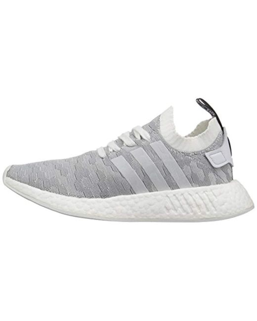 outlet store 9462e c90fd Women's White Nmd_r2 Pk W Running Shoe