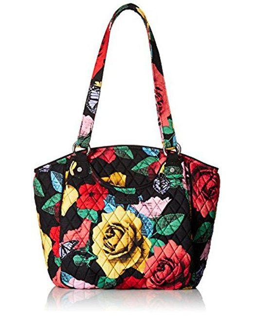 ca7a4b0e12e2 Vera Bradley - Multicolor Glenna Shoulder Bag