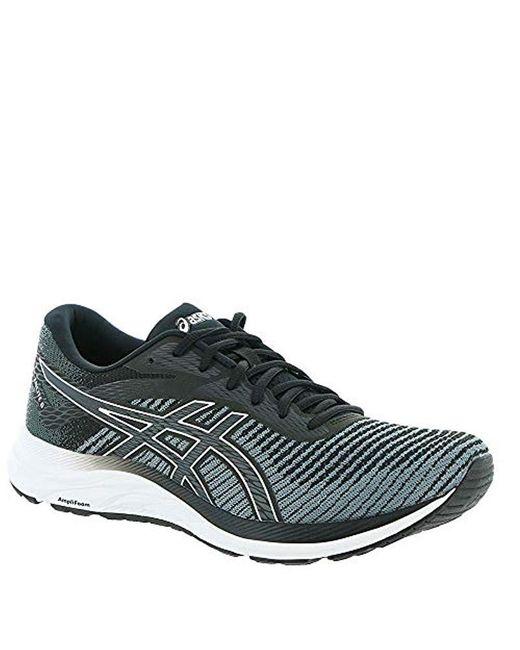 colchón fatiga Bisagra  Asics Gel-excite 6 Twist Running Shoes in Black for Men - Save 49 ...