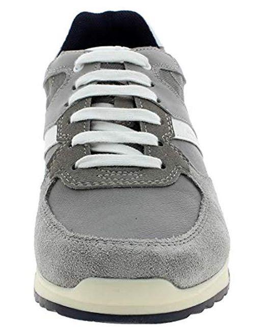 Geox U Dennie B Low top Sneakers in Blue for Men Lyst