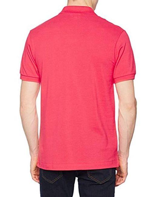 65c0d9a2 Men's Pink Polo Shirt