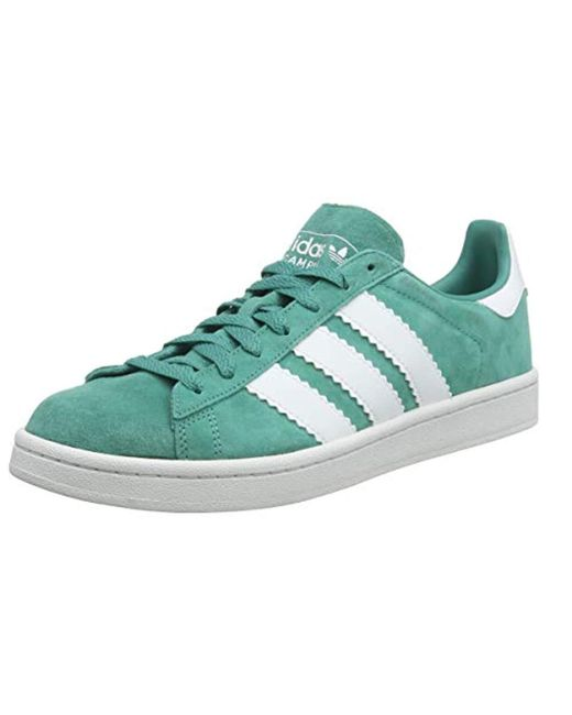 stable quality nice shoes super quality Men's Green Campus Gymnastics Shoes