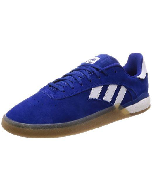 3St.004 Chaussures de Skateboard Bleu adidas pour homme en coloris ...