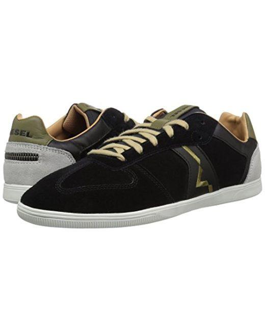 Sneakers Happy Hours S-Alloy - Black Diesel C32j1