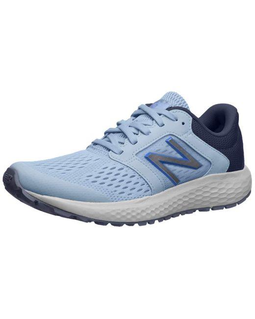 New Balance Rubber 520v5 Cushioning Running Shoe, Air/cobalt/white ...