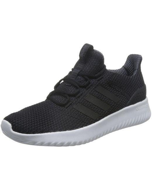 Cloudfoam Ultimate di Adidas in Black da Uomo