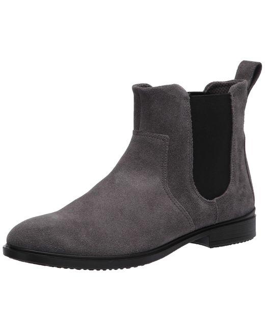 Ecco Black Touch 15 Chelsea Boot modischer Stiefel