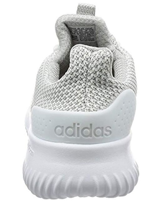 ... Lyst Adidas - White  s Cloudfoam Ultimate Fitness Shoes for Men ... d82b8f171
