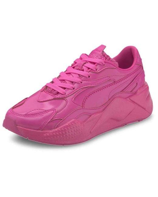 37413501 PUMA en coloris Pink