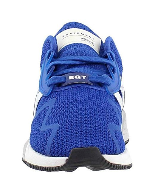 promo code 859f4 d9ba3 Men's Eqt Cushion Adv Blue Collegiate Royal Footwear White Crystal White  Size 11.5 Us