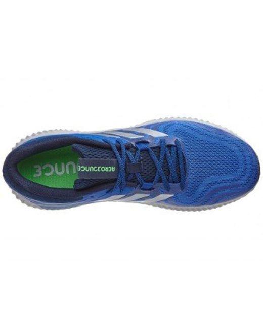 the latest ec03c 977c4 ... Adidas - Blue Aerobounce St 2 Running Shoe for Men - Lyst ...