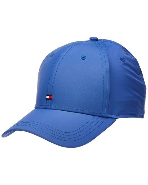 BB Cap Tailored-Recycled Nylon Casquette De Baseball Tommy Hilfiger pour homme en coloris Blue