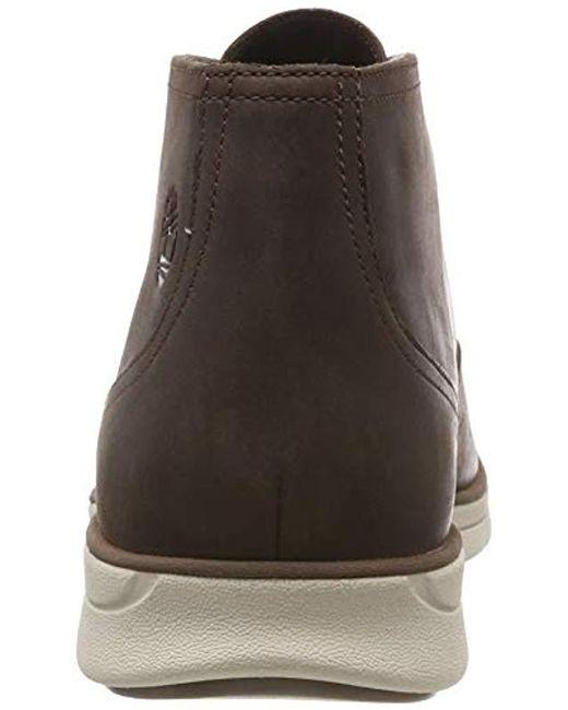 Men's Brown Bradstreet Chukka Boots