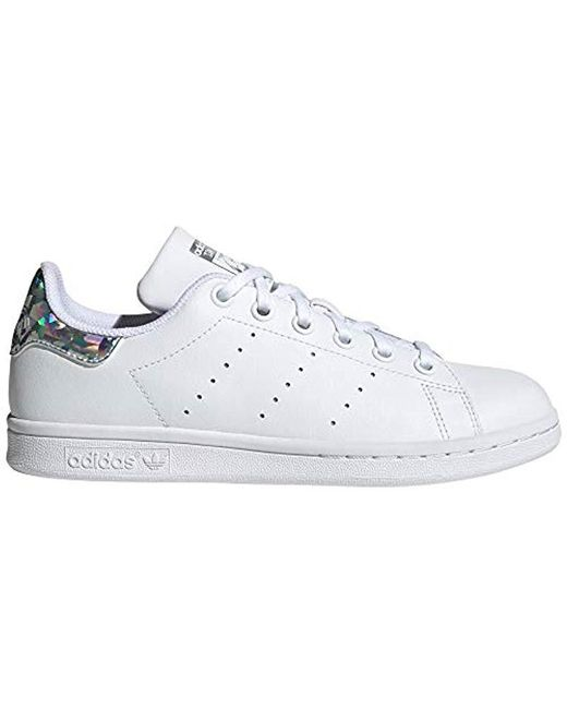 uk availability b8584 a77e1 Women's White Stan Smith S. Ladies Trainers.differents Colours.