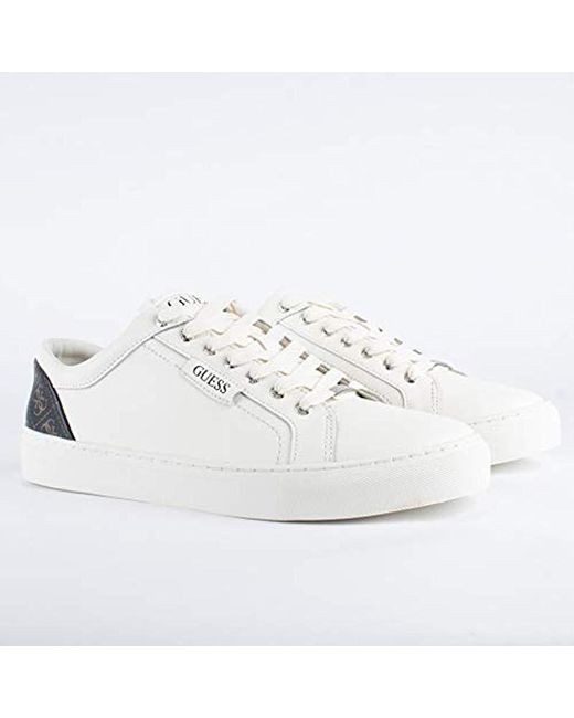 Guess Baskets FM8LUILEA12 White