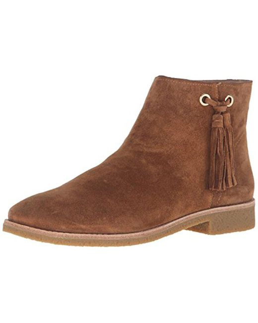 Kate Spade - Brown Bellamy Ankle Bootie - Lyst