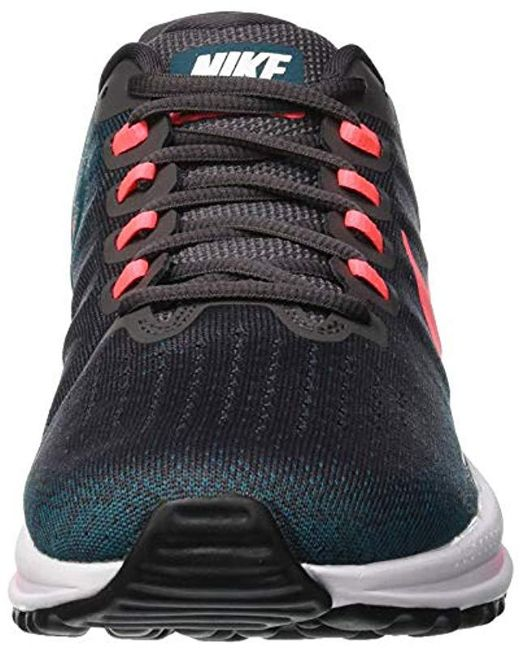 dad9b46e0c50f ... Nike - Gray Air Zoom Vomero 13 Running Shoes for Men - Lyst ...