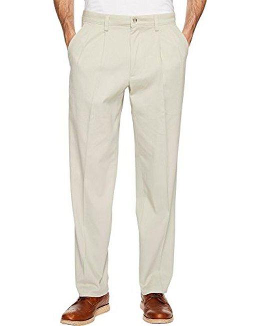 Dockers - Natural Easy Khaki Classic Fit Pant D3 for Men - Lyst