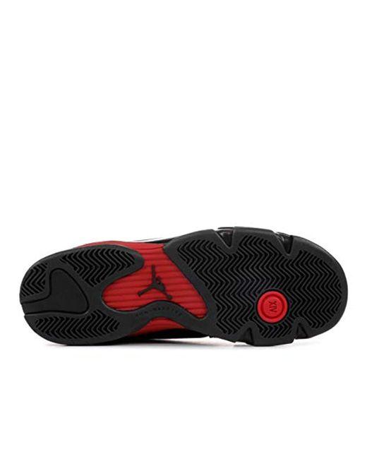 fb56c475d3218 Nike Air Jordan 14 Retro (bg) 'last Shot 2018 Release' in Black for ...