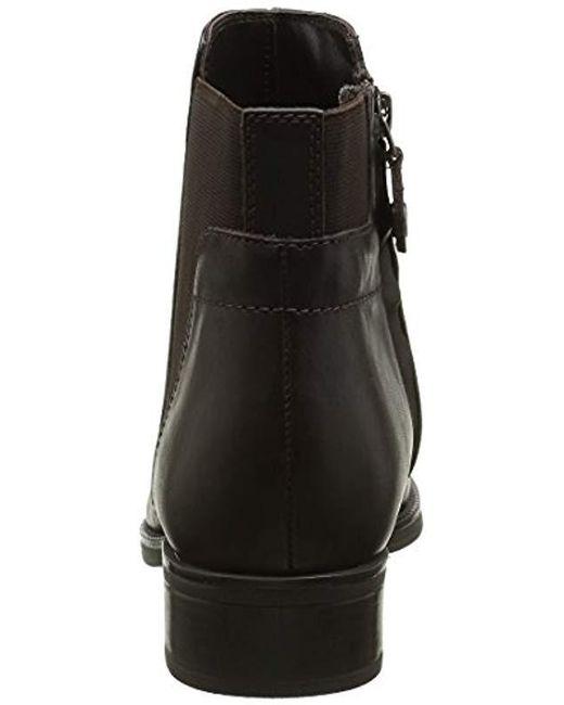 Geox  s Donna Meldi Stivali Chelsea Boots in Black - Lyst 13785f36e6c