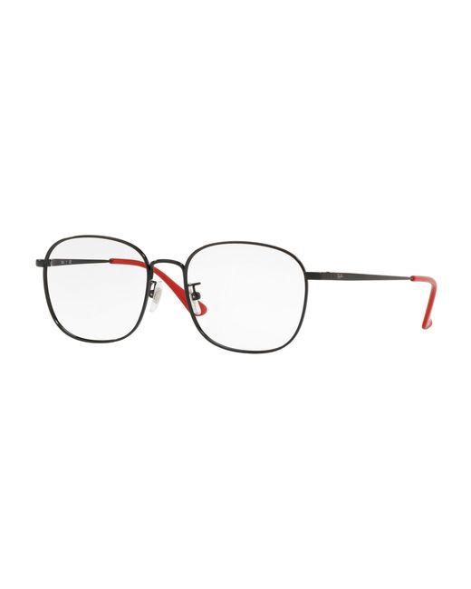 0RX6418D-53-2509 Gafas de lectura Ray-Ban de hombre de color Multicolor