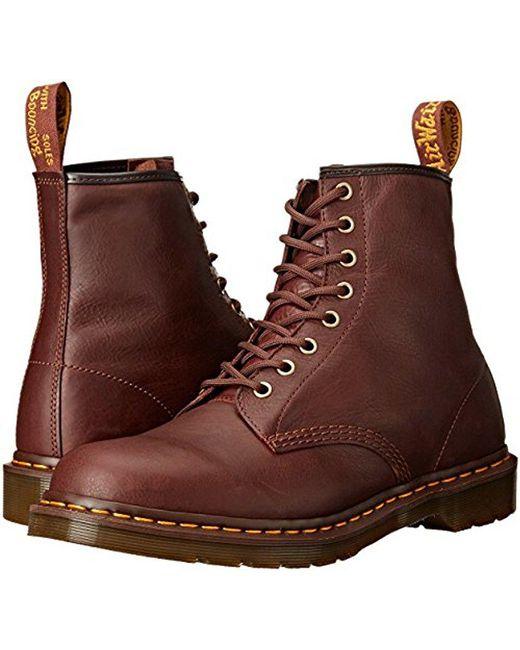 617175cf702 Men's Brown 1460 Carpathian Combat Boot