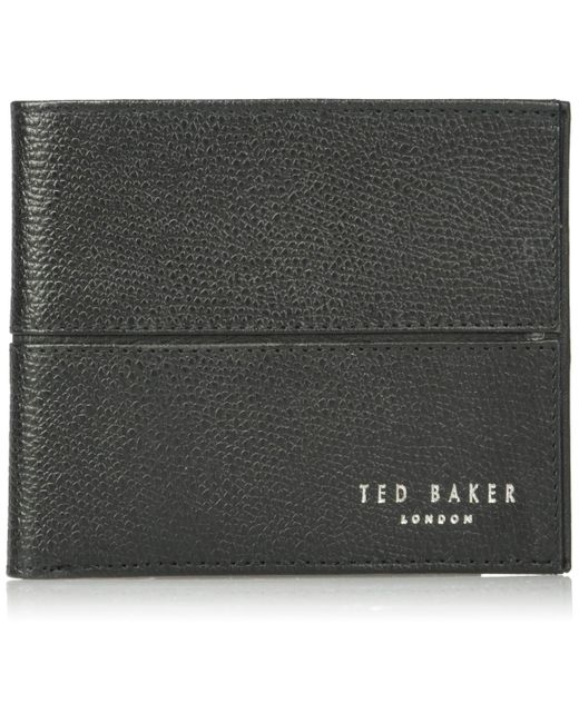 Wallet and Cardholder Set di Ted Baker in Gray da Uomo