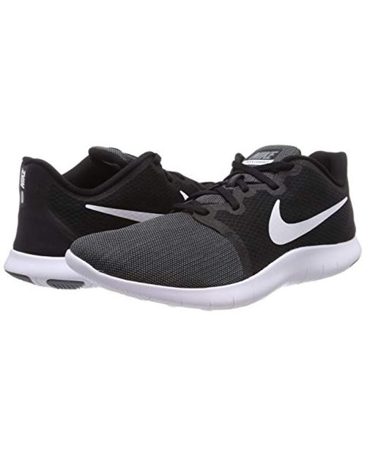 56a0e303eeecd ... Nike - Black Flex Contact 2 Competition Running Shoes for Men - Lyst ...