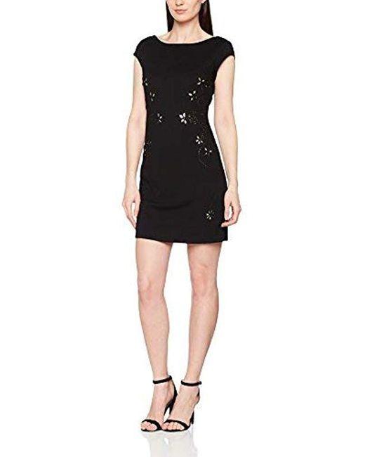 Vest_Benedetto Robe Desigual en coloris Black