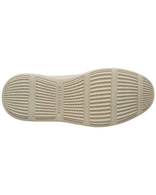 Skechers Herren Henrick Delwood Hohe Sneaker, braun in