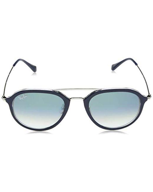 b92b76d3bd ... Ray-Ban - Rayban Unisex s 0rb4253 60533a 50 Sunglasses