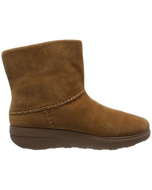 In Fitflop Boot Shorty 2 Chestnutbrown B96 Mukluk Rubber OPkiuZX