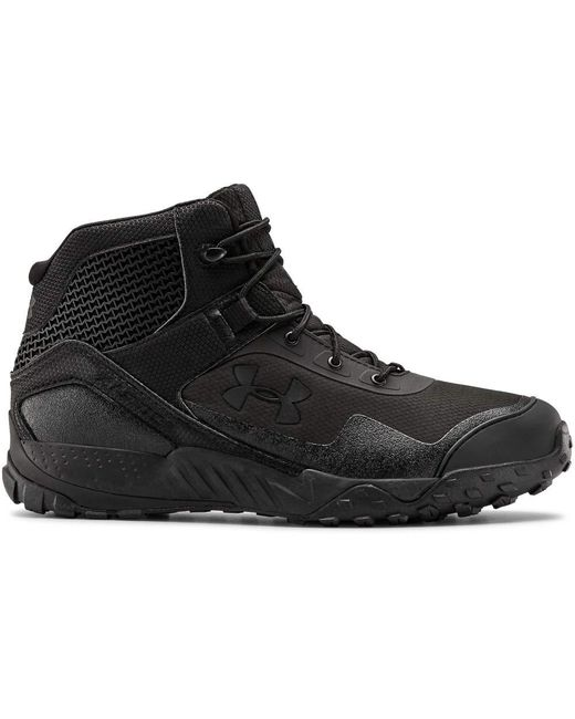 Under Armour Black Valsetz Rts 1.5 5-inch Military And Tactical Boot for men