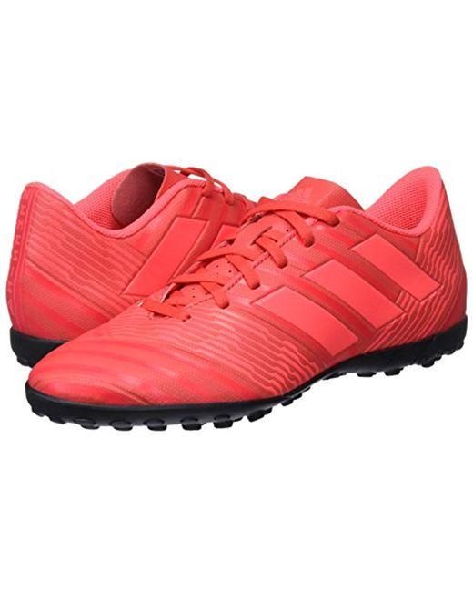 80131add8308 ... Adidas - Red Nemeziz Tango 17.4 Football Boots for Men - Lyst ...