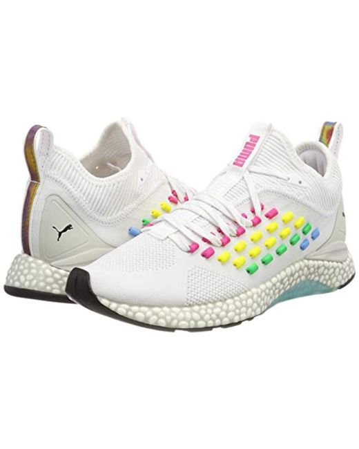 0f4603869059dc ... PUMA - White Speed 600 Fusefit Heat Map Wns Competition Running Shoes -  Lyst ...