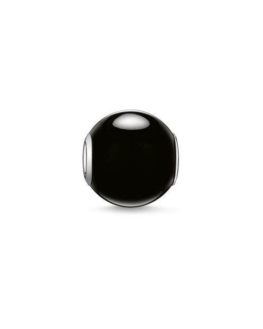 Thomas Sabo Black Karma Beads Bead Obsidian
