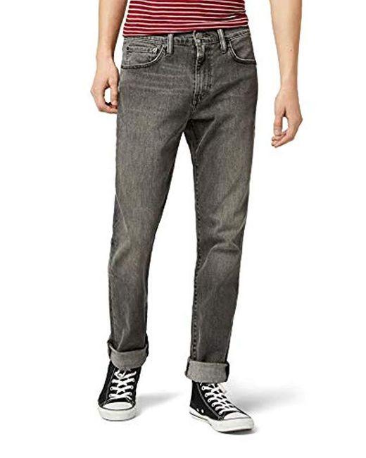 511 Slim_fit Jeans Homme Levi's pour homme en coloris Gray