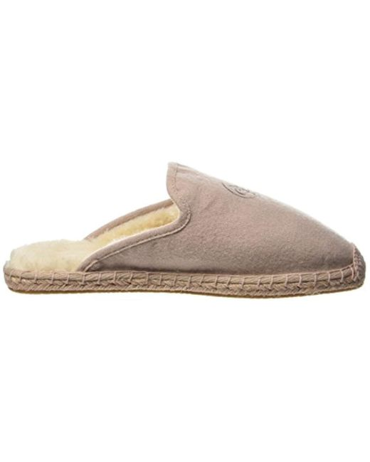 best cheap 7fb4a be458 Marc O'polo Home 70914289301606 Open Back Slippers - Lyst