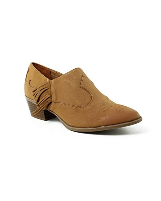 Circus by Sam Edelman - Brown Hermosa Ankle Bootie - Lyst