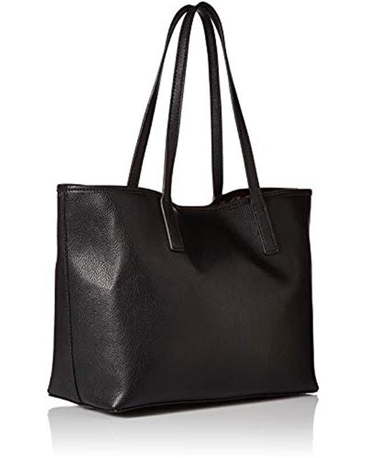 2f190ae53a49 Guess Vikky Classic Tote Vikky Classic Tote in Black - Save 28% - Lyst