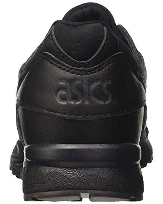 4a9d21baec84 Asics Unisex Adults  Gel-lyte V Trainers in Black for Men - Lyst