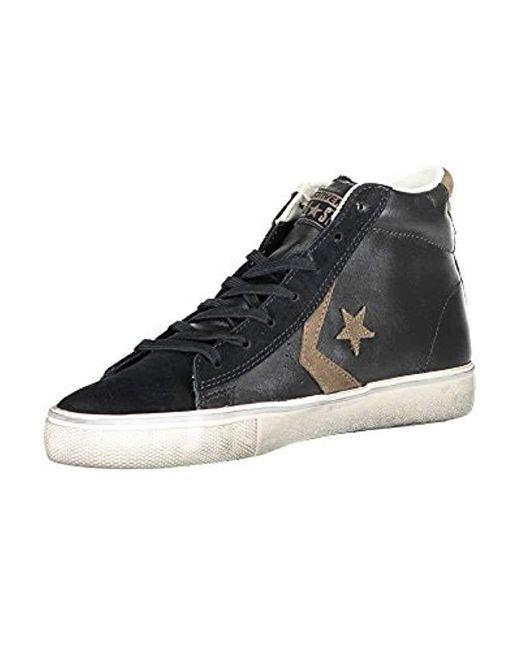converse lifestyle pro leather vulc