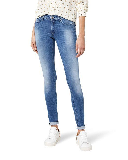 Luz, Jeans Donna, Blu di Replay in Blue