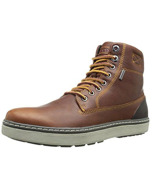Geox - Brown Mmattiasbabx4 Boot for Men - Lyst