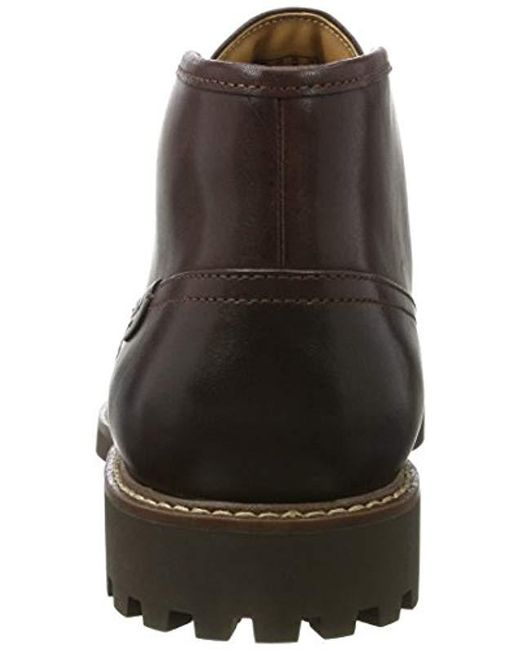 decb8ed62a26f ... Clarks - Brown 's Montacute Duke Classic Boots for Men ...