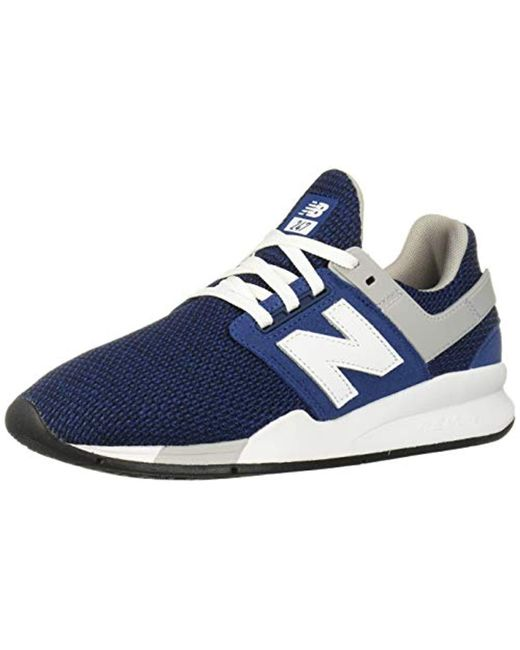 new balance 247v1 uomo blu