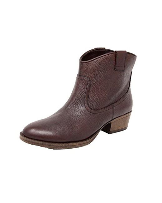 Kenneth Cole Reaction - Brown Hot Step Western Boot - Lyst