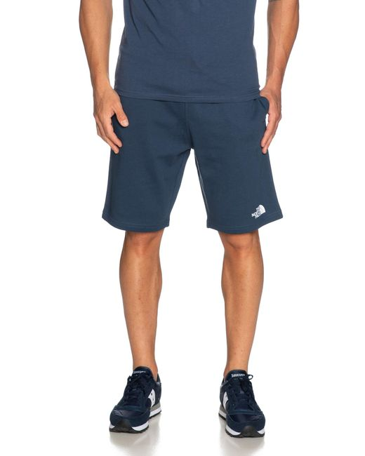 The North Face Blue Stand Light Shorts for men