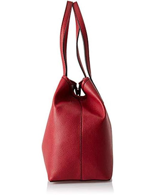 499fd55d167e Guess Vikky Classic Tote Vikky Classic Tote in Red - Save 8% - Lyst