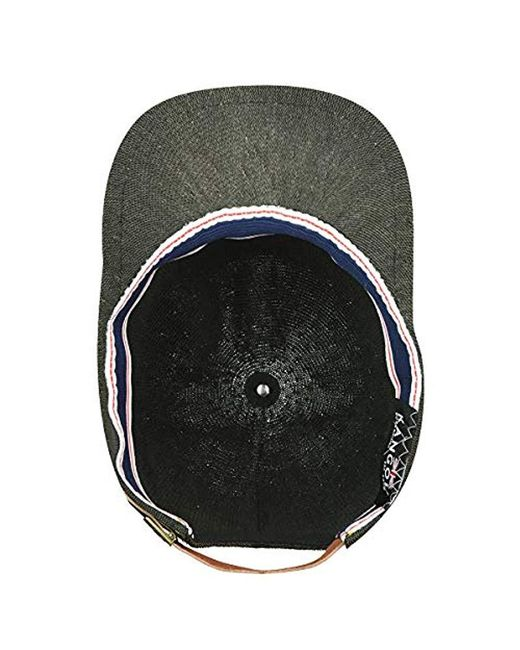 d588129f5 Men's Indigo Adjustable Spacecap Baseball Cap